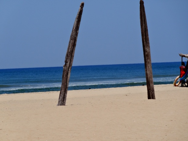 Beautiful view of Paradise Beach