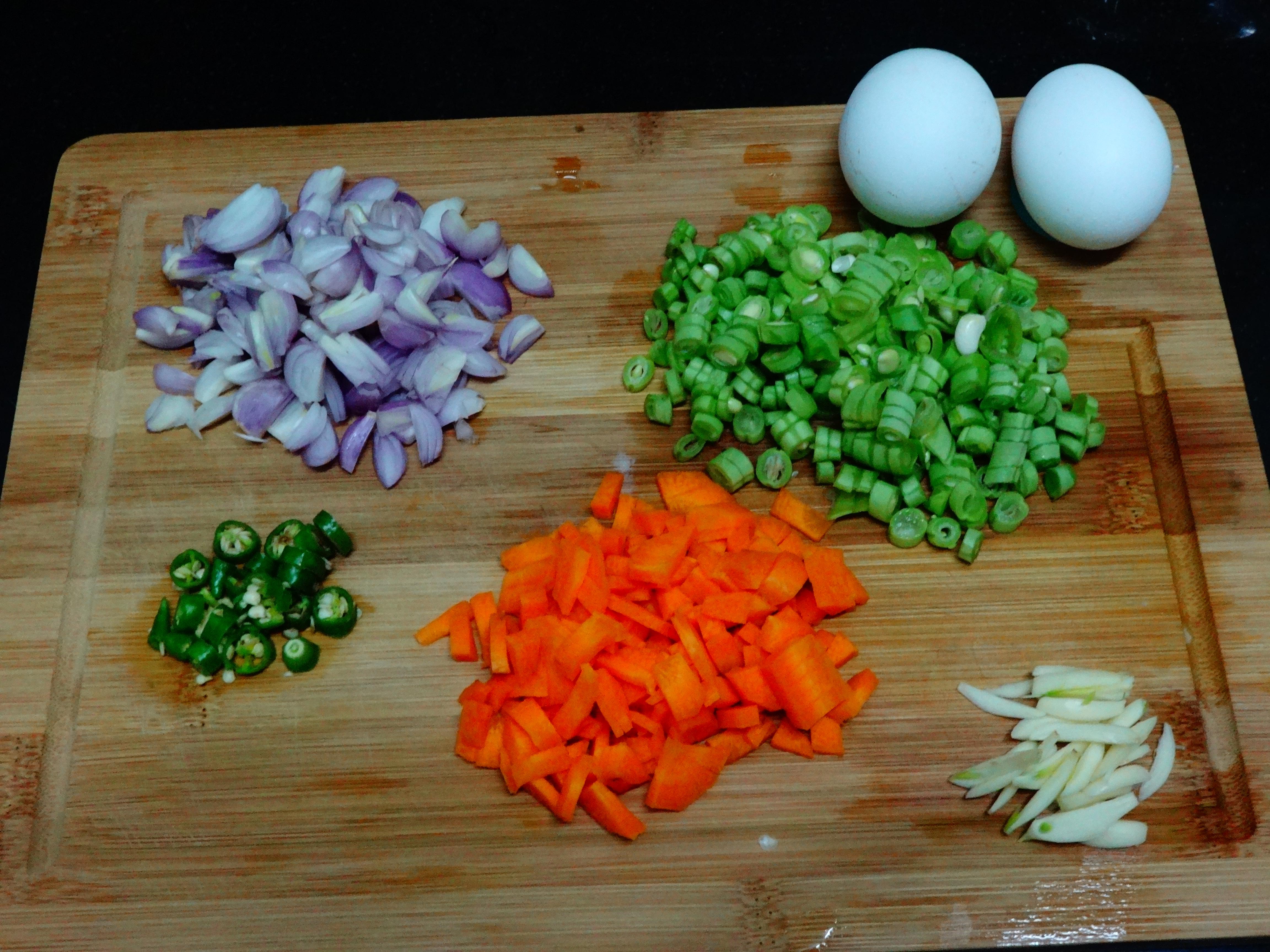 Egg Noodles Ingredients