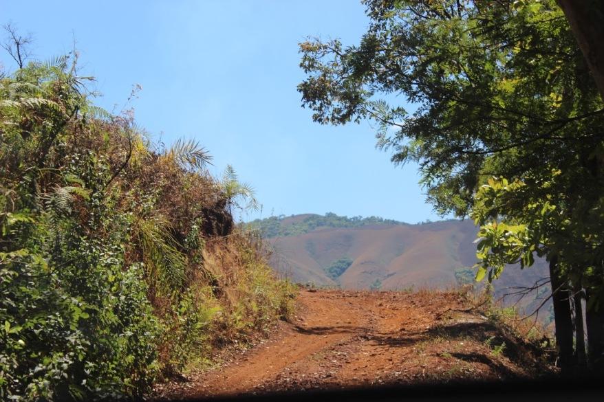Trekking at Mullayanagiri