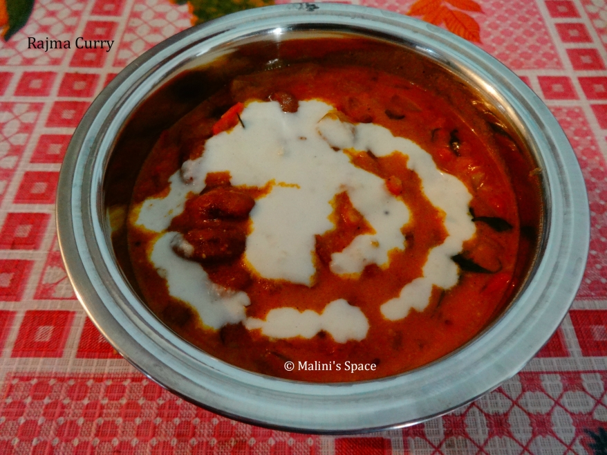Rajma Curry Recipe