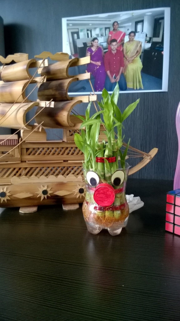 Best Out Of Waste Flower Vase Malinis Space
