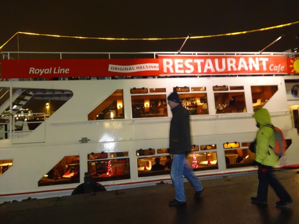 Market Square Boat Restaurant