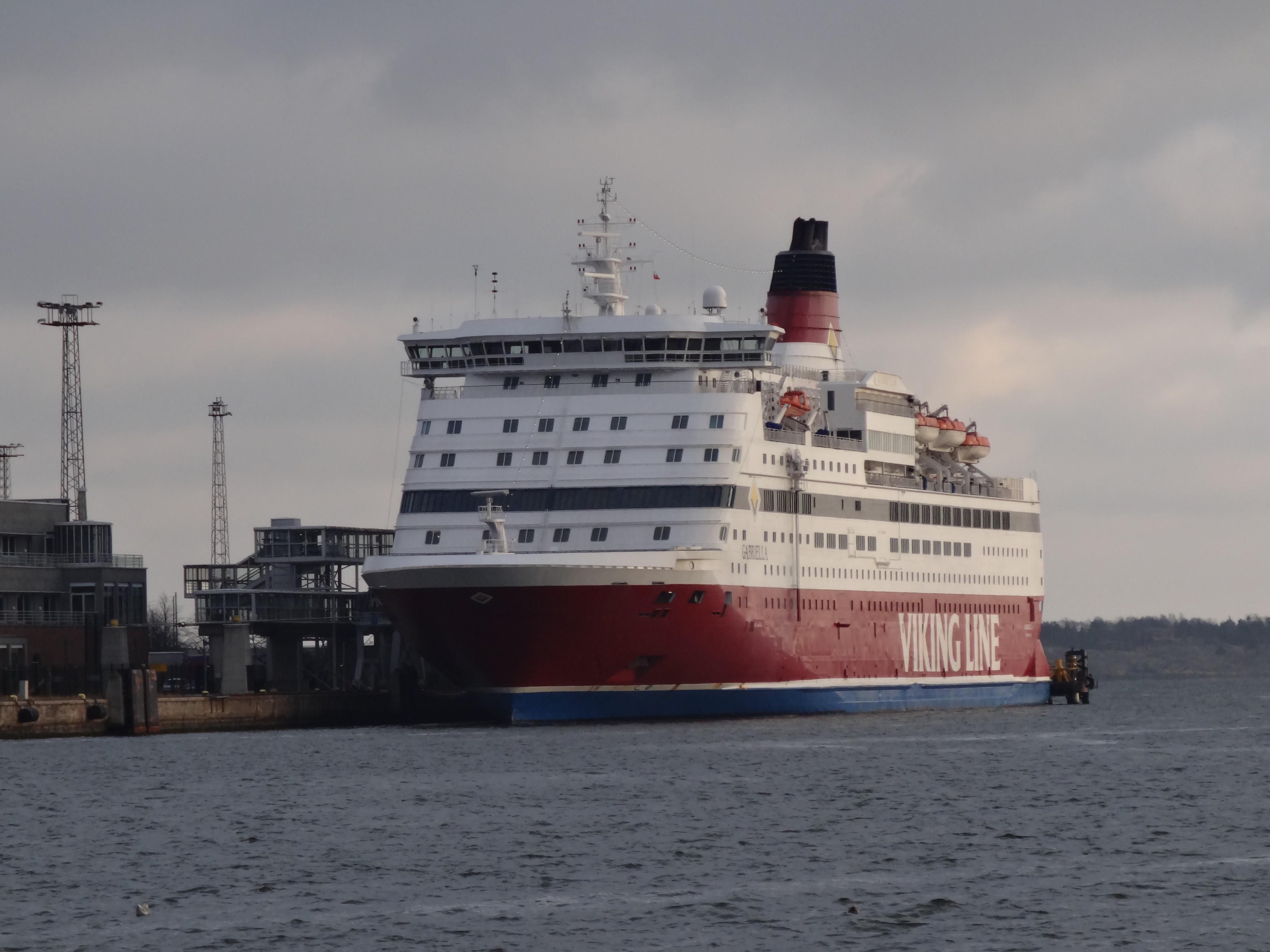 Viking Line Cruise view