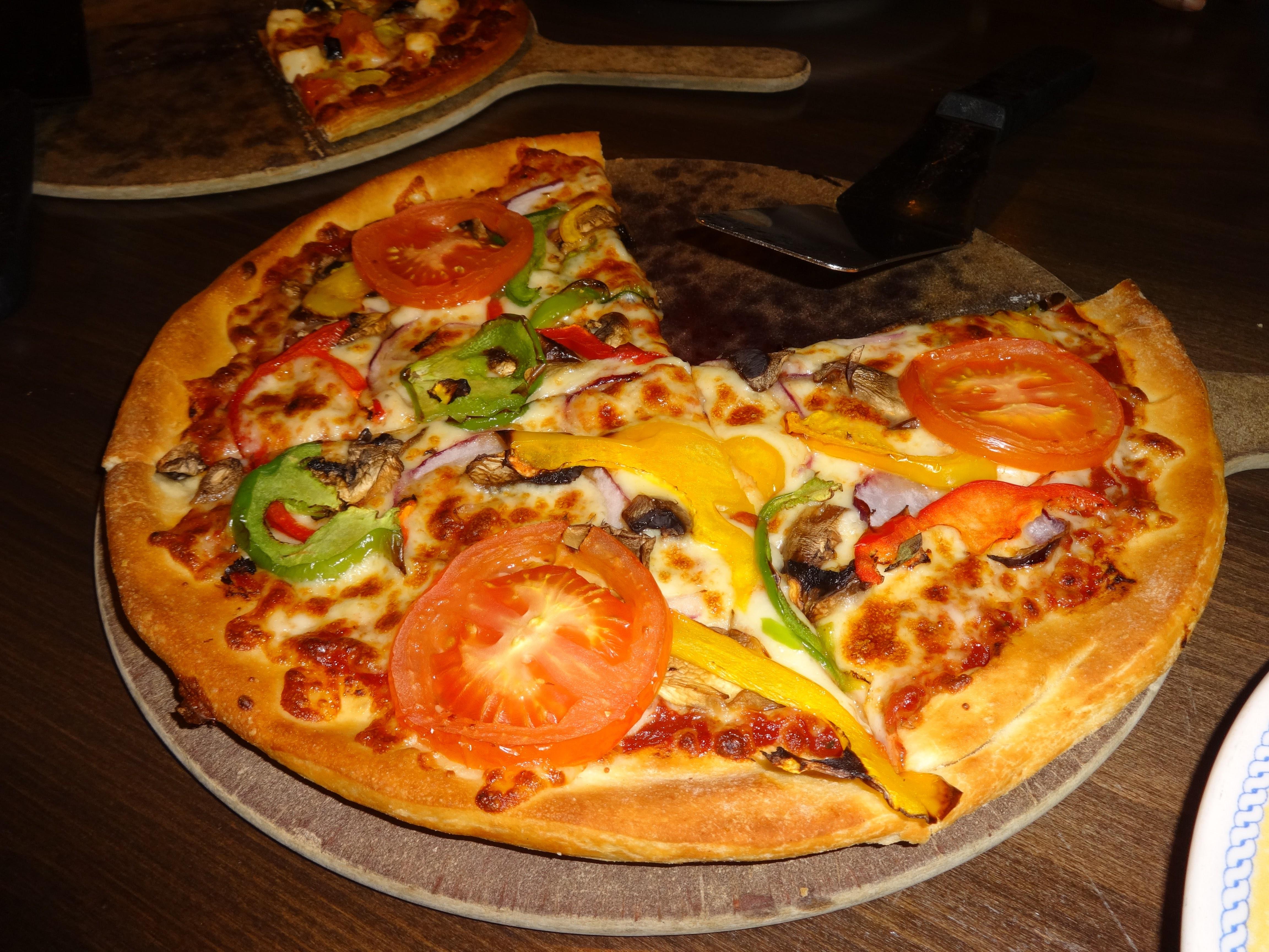 Pizza Hut in Helsinki