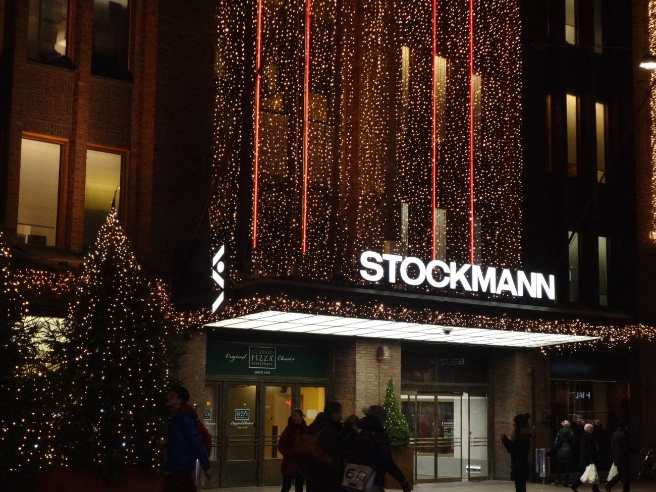 Stockmann Shopping Complex
