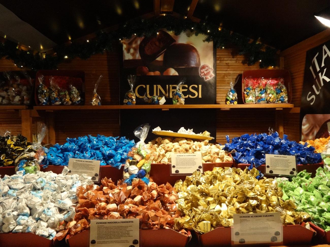 Finnish Chocolates