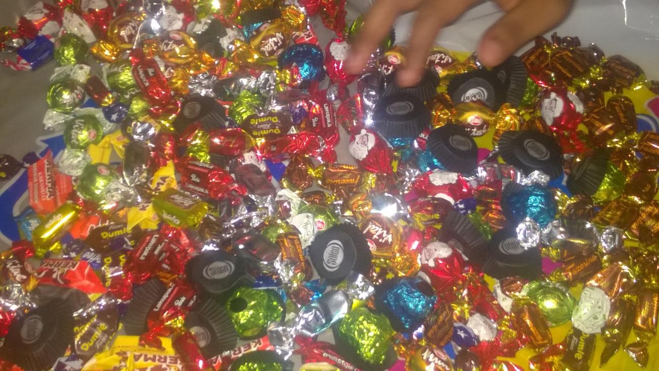 Assorted Finnish Chocolates
