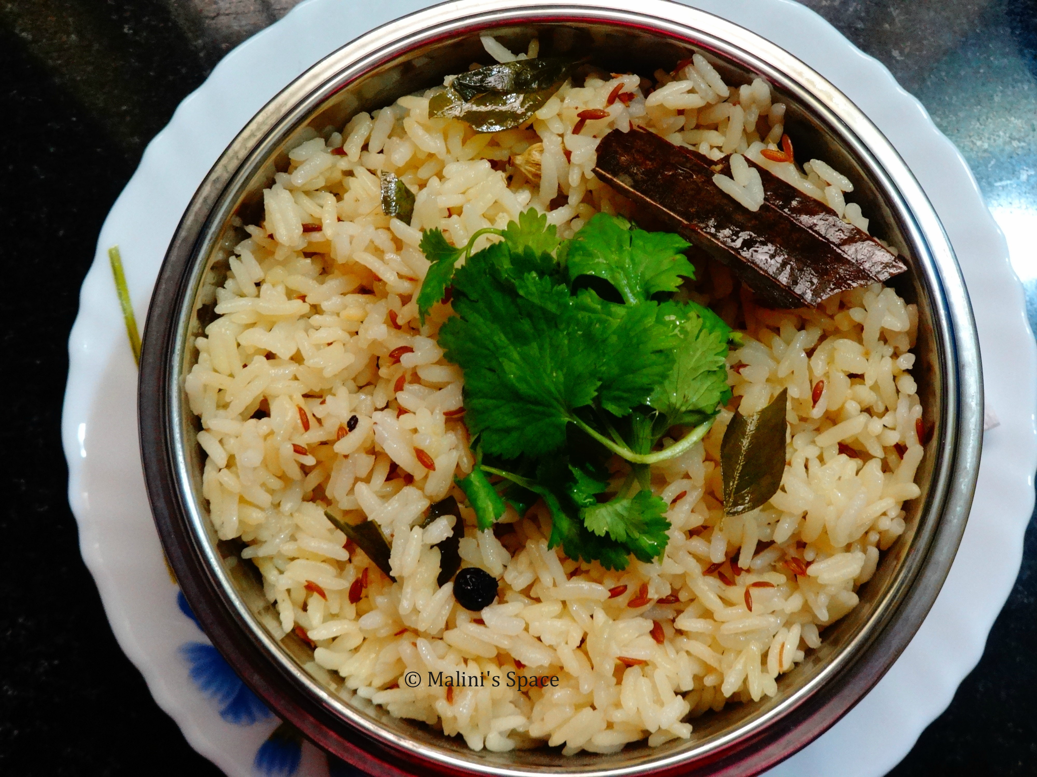 Jeera Rice | Cumin Rice