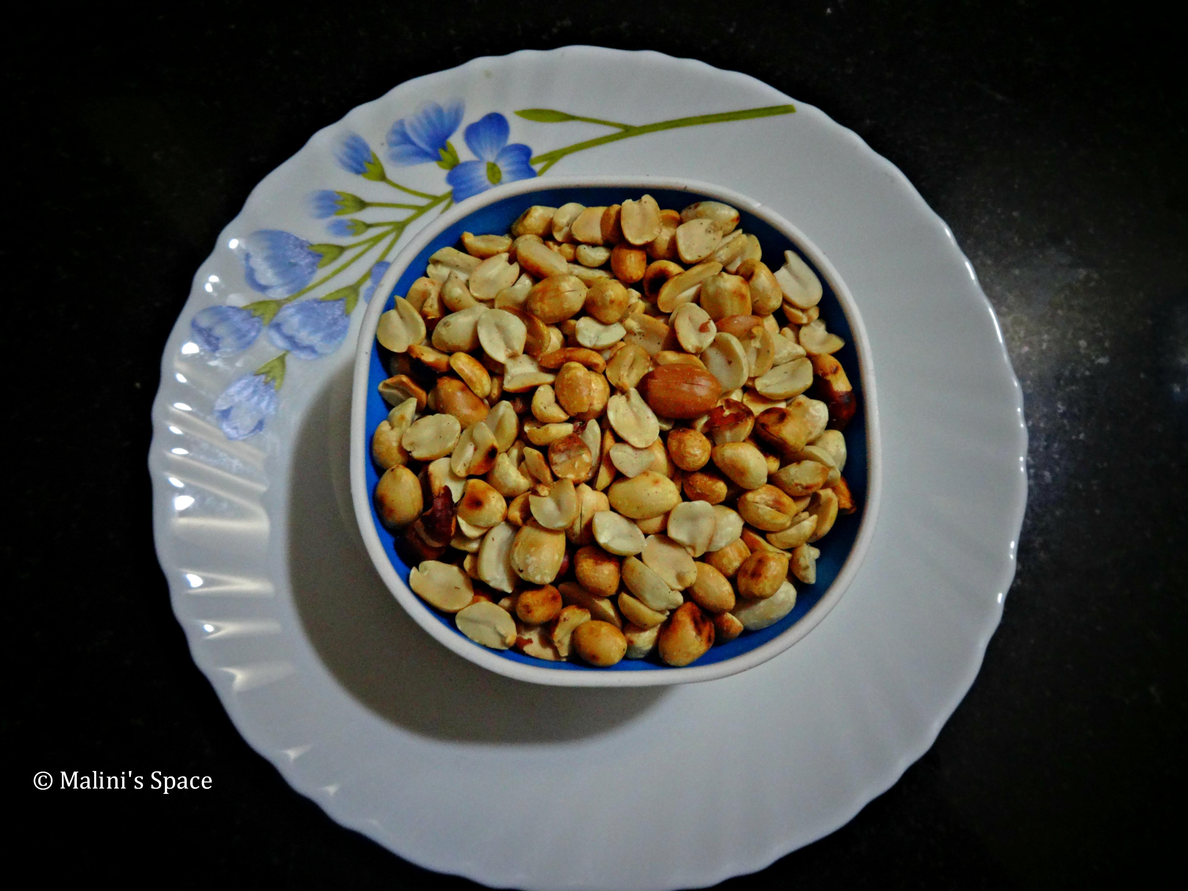Peanuts | Ground nuts | Verkadalai