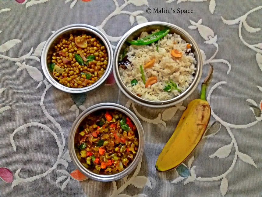 Lunch Box Ideas - Indian Lunch Recipes