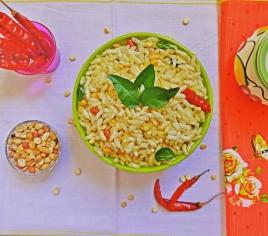 Masala Puffed Rice