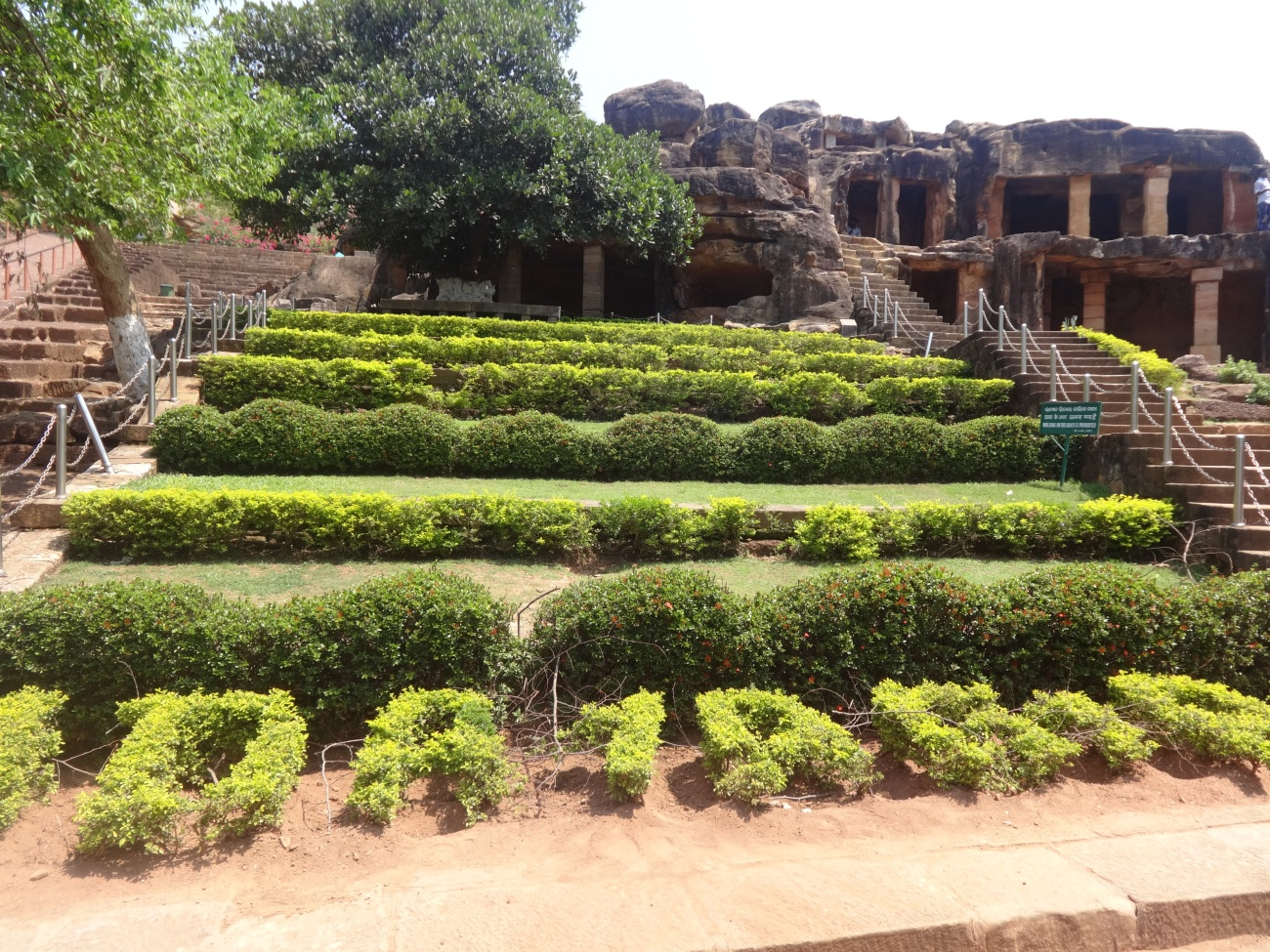 Udayagiri Caves Entry