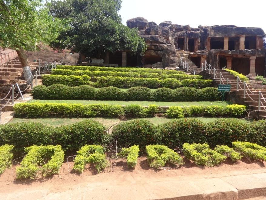 Udayagiri Caves Entry