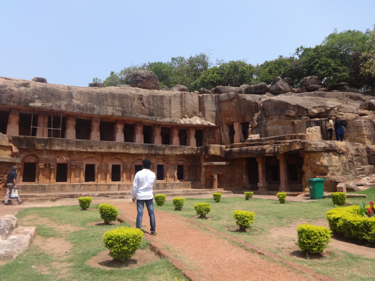 Double Storeyed Rani Gumpha