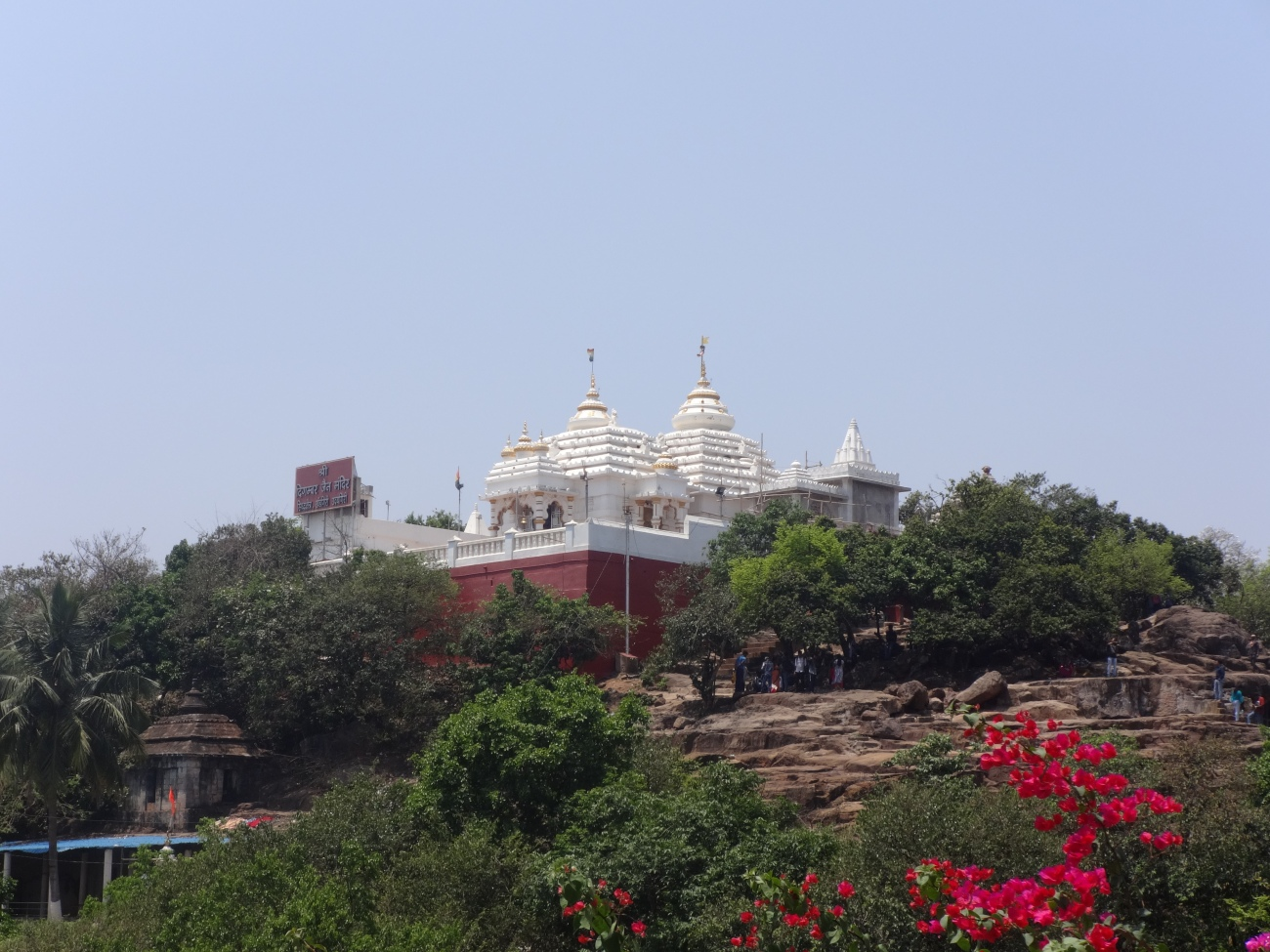Khandagiri Top View