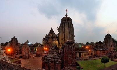 Lingaraj Temple - Bhubaneshwar, Odisha