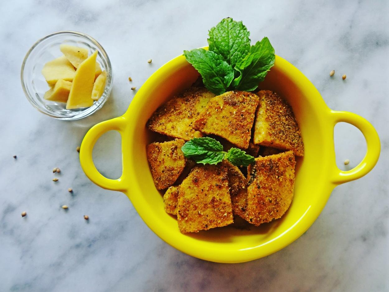Yam | Senai Kilangu | Karunai Kilangu Fry recipe