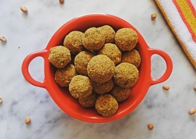 Peanut Laddoo Recipe