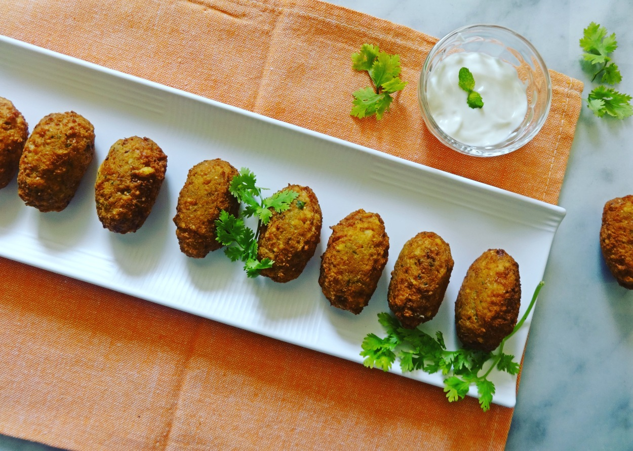 Chickpeas Falafel recipe