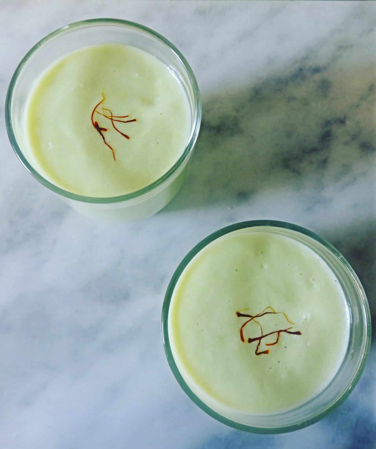 Avocado Milkshake Recipe