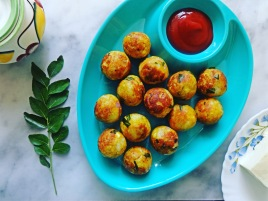 Paneer and Potato Balls Recipe