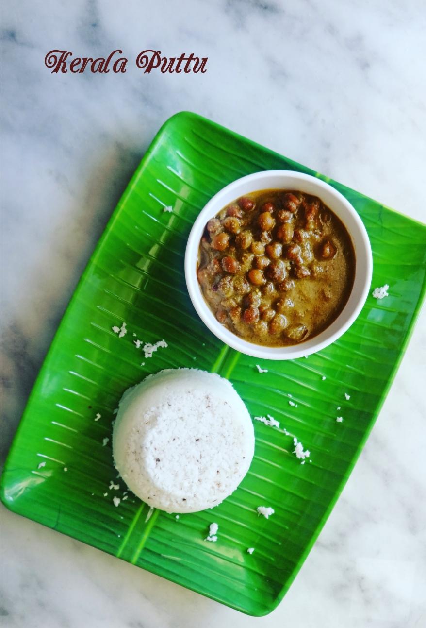 Kerala Rice Puttu Recipe